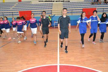 Handball Feminin Manar Elqods - ittihad Baamrani 20-05-2017_17