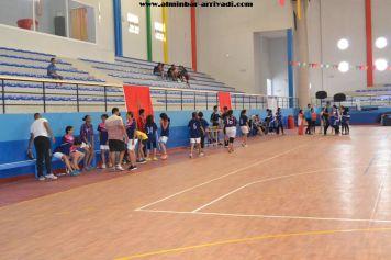 Handball Feminin Manar Elqods - ittihad Baamrani 20-05-2017_19