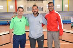 Handball Feminin Nadi Roudani - Chtouka Ait Baha 20-05-2017