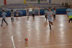 Handball Feminin Nadi Roudani - Chtouka Ait Baha 20-05-2017_08