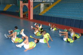 Volleyball Cadets Santa Cruz - Mouloudia Tiznit 04-06-2017