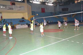 Volleyball Minimes Mouloudia tiznit - Chabab Biougra 04-06-2017