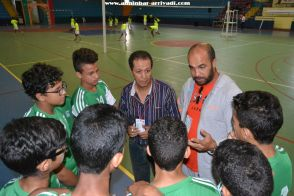 Volleyball Minimes Mouloudia tiznit - Najah Souss 04-06-2017