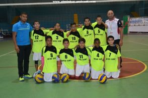 Volleyball Minimes Mouloudia tiznit - Najah Souss 04-06-2017_07