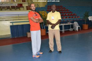 Volleyball Minimes Mouloudia tiznit - Najah Souss 04-06-2017_09