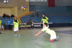 Volleyball Minimes Mouloudia tiznit - Najah Souss 04-06-2017_13
