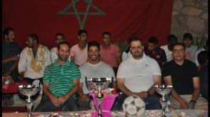 Football Tournoi Ass Widad Elwidadiyat 24-06-2017