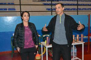 Badminton Stages des Arbitres et Entraineurs 24-01-2018
