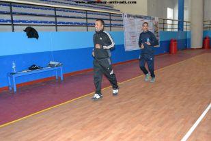 Badminton Stages des Arbitres et Entraineurs 24-01-2018_25