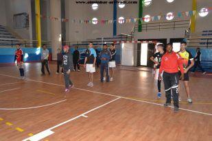 Badminton Stages des Arbitres et Entraineurs 24-01-2018_26