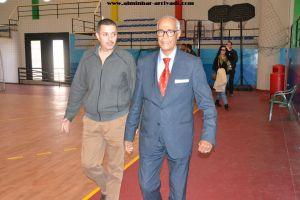 Badminton Stages des Arbitres et Entraineurs 26-01-2018