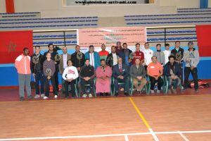 Badminton Stages des Arbitres et Entraineurs 26-01-2018_17