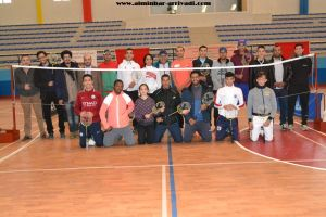Badminton Stages des Arbitres et Entraineurs 26-01-2018_19