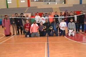 Badminton Stages des Arbitres et Entraineurs 26-01-2018_20