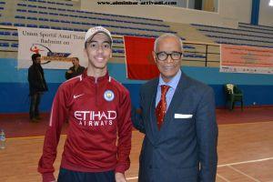 Badminton Stages des Arbitres et Entraineurs 26-01-2018_25