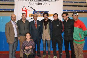 Badminton Stages des Arbitres et Entraineurs 26-01-2018_26