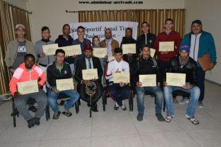 Badminton Stages des Arbitres et Entraineurs 26-01-2018_81
