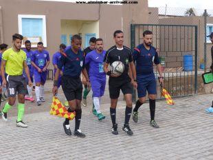 Football Amal Tiznit - Najm Anza 07-01-2018