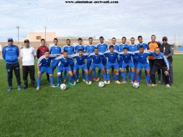 Football Raja Tiznit - ittihad Chabab Aglou 31-12-2017