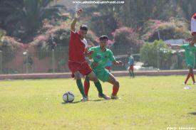 Football ittihad Taroudant - Chabab Ait iaaza 11-02-2018